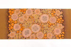 初代久保田一竹作 袋帯「宴風」のサブ2画像