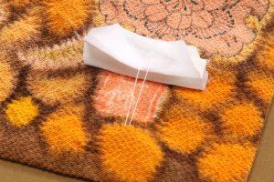 初代久保田一竹作 袋帯「宴風」のサブ3画像