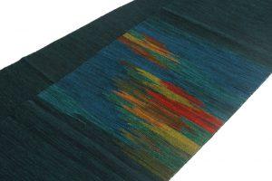 北海道手織り紬 優佳良織紬名古屋帯のサブ1画像