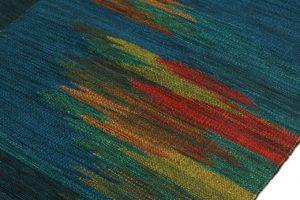 北海道手織り紬 優佳良織紬名古屋帯のサブ2画像