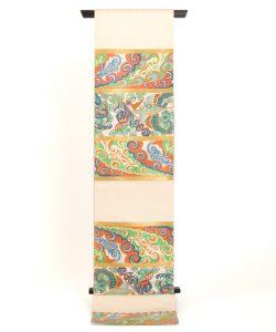 龍村平蔵製 袋帯 「敦煌雲鳥文」 のメイン画像