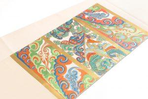 龍村平蔵製 袋帯 「敦煌雲鳥文」 のサブ1画像