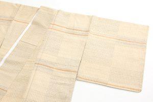志村ふくみ作 紬着物のサブ1画像