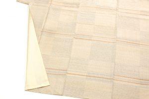 人間国宝 志村ふくみ作 紬着物のサブ2画像