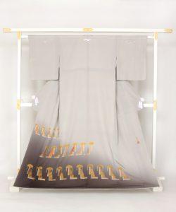 福田喜重作 色留袖のメイン画像