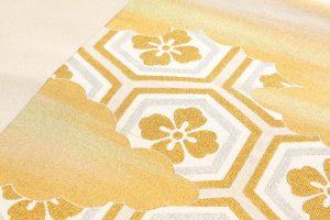 川島織物謹製 本金箔綴れ八寸帯のサブ2画像