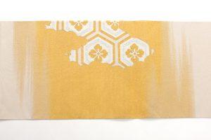 川島織物謹製 本金箔綴れ八寸帯のサブ3画像