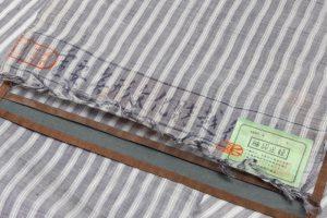 苧紡庵謹製 越後上布 のサブ3画像