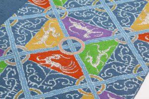 龍村平蔵製 袋帯 「四神文祷錦」のサブ2画像
