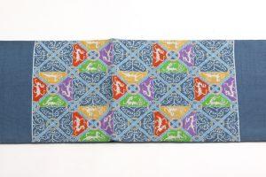 龍村平蔵製 袋帯 「四神文祷錦」のサブ3画像