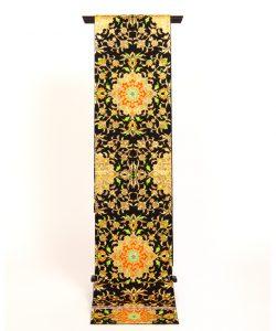 龍村平蔵製 袋帯 「サイアムハ稜文」のメイン画像