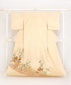 田畑喜八作 色留袖のメイン画像