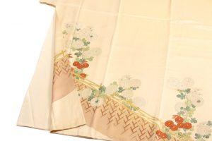 田畑喜八作 色留袖のサブ2画像