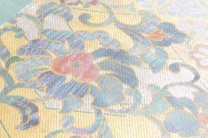 川島織物謹製 プラチナ箔本袋帯のサブ2画像