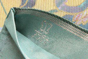 川島織物謹製 プラチナ箔本袋帯のサブ4画像