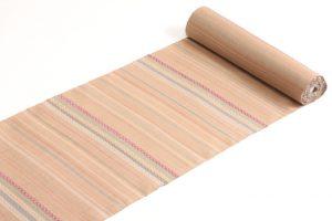 山本和子作 花織紬着尺「海のおくりもの」のサブ1画像