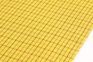 山下八百子作 本場黄八丈のサブ2画像