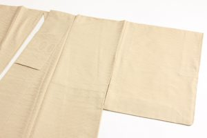 宮平初子作 花織紬訪問着のサブ1画像