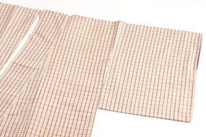 菊池洋守作 八丈織 着物のサブ1画像
