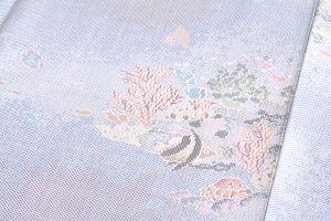 大島着物 「海中模様」のサブ3画像