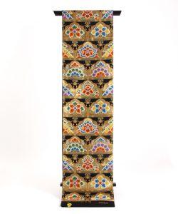 川島織物製 本金箔本袋帯地 のメイン画像