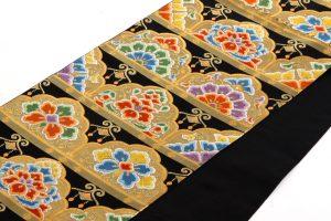川島織物製 本金箔本袋帯地 のサブ1画像