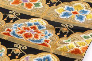川島織物製 本金箔本袋帯地 のサブ2画像