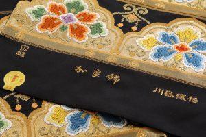 川島織物製 本金箔本袋帯地 のサブ3画像
