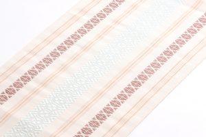 人間国宝 小川善三郎作 献上博多織 八寸名古屋帯のサブ1画像