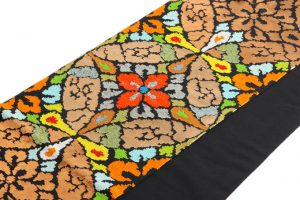 龍村平蔵製 袋帯 「米市錦」のサブ1画像
