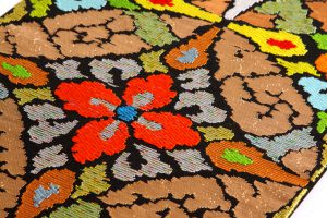 龍村平蔵製 袋帯 「米市錦」のサブ2画像