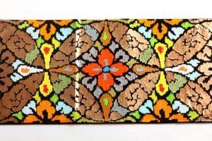 龍村平蔵製 袋帯 「米市錦」のサブ3画像