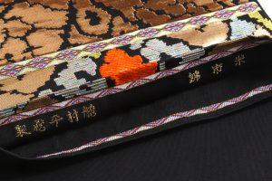 龍村平蔵製 袋帯 「米市錦」のサブ4画像