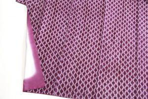 草紫堂製 南部紫根染 綿着物のサブ2画像