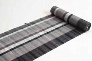 白鷹手織り紬着尺のサブ1画像