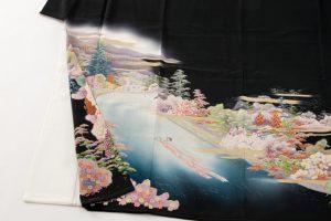 矢田 博作 本加賀友禅留袖のサブ1画像
