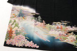 矢田 博作 本加賀友禅留袖のサブ5画像