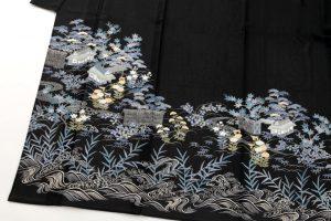 千總製  絽留袖のサブ1画像