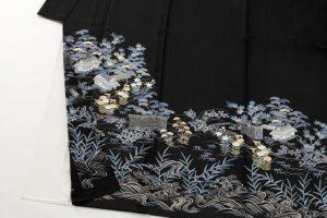 千總製  絽留袖のサブ2画像