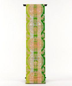龍村平蔵製 袋帯 「円文百虎錦」のメイン画像