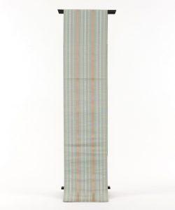 人間国宝 小川善三郎作 献上博多織 八寸名古屋帯のメイン画像