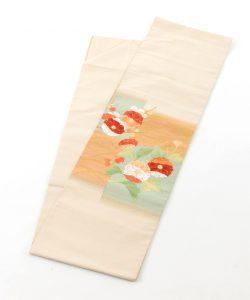 川島織物製 本金箔綴れ袋帯のメイン画像