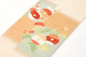 川島織物製 本金箔綴れ袋帯のサブ1画像