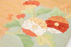 川島織物製 本金箔綴れ袋帯のサブ2画像
