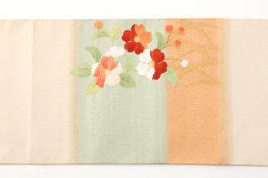 川島織物製 本金箔綴れ袋帯のサブ3画像