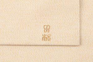 川島織物製 本金箔綴れ袋帯のサブ4画像