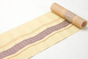 小川規三郎作 献上博多織八寸帯のサブ1画像