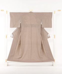 川島織物謹製 お召着物のメイン画像