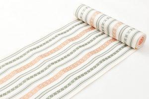 小川善三郎作 献上博多織 八寸帯のサブ1画像