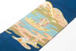 東京染繍大彦謹製 九寸名古屋帯のサブ1画像